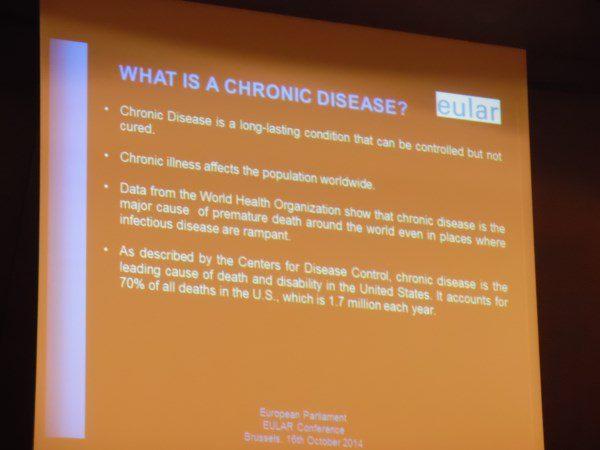 what is hronic disease
