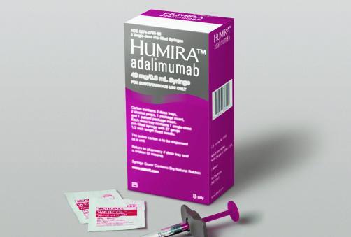 Adalimumab (Humira, ABBVIE) Αδαλιμουμάμπη