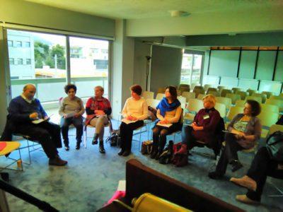 7η Συνάντηση του Προγράμματος εκπαίδευσης κ αυτοδιαχείρισης