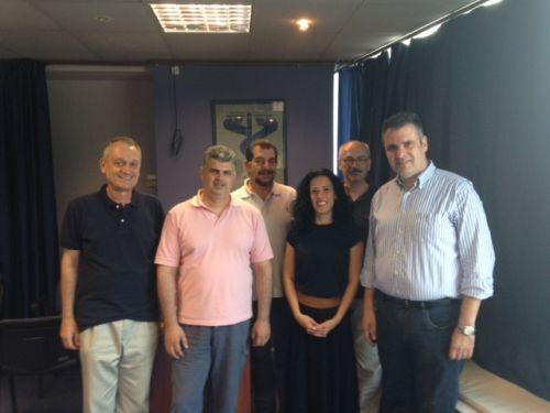 Συνεργασία EΛ.Ε.ΑΝ.Α. και Φυσικοθεραπευτών
