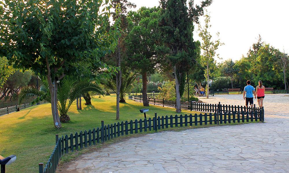 2ος περίπατος στο πάρκο του Φλοίσβου