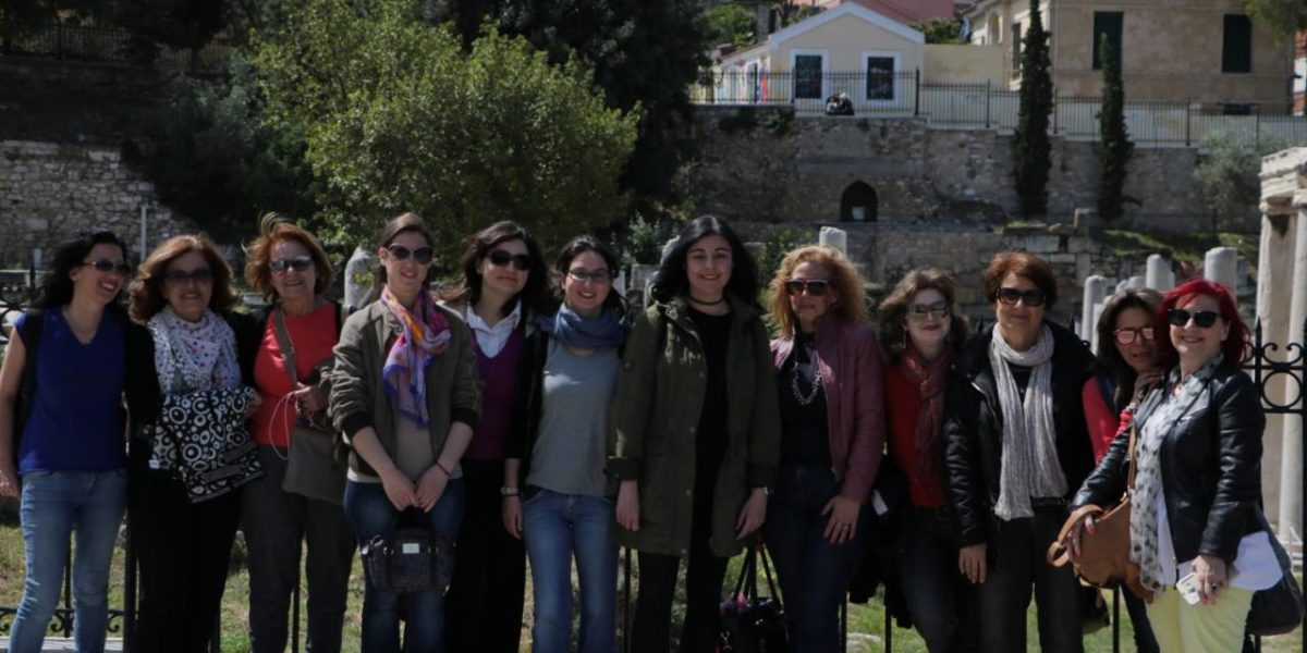 Oλοκληρώθηκε ο 3ος περίπατος σε Θησείο-Μοναστηράκι-Αναφιώτικα