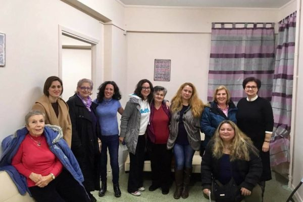 17 Ιανουαρίου 2018: Ολοκληρώθηκε η 4η μηνιαία συνάντηση
